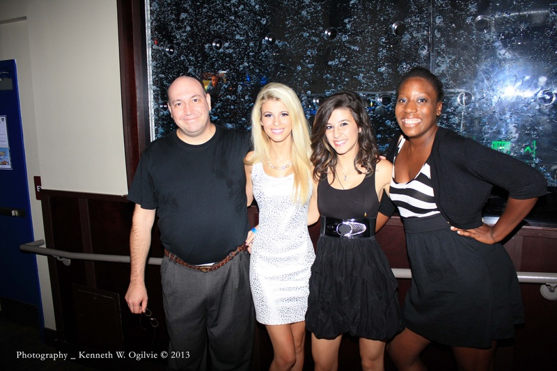 Myself, Brittany, Ashley, & Blair Nyas